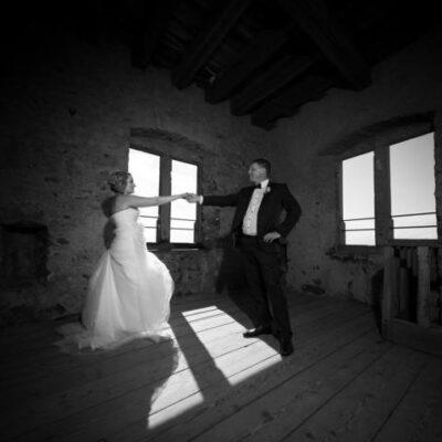 Burg Brautpaar Hochzeit Freie Trauung Eva Neubacher