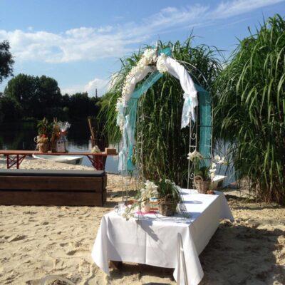 Lokation Hochzeit Strand Wasser Boot Freie Trauung Eva Neubacher