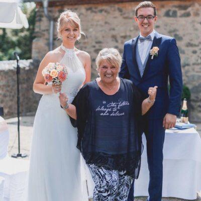 Verheiratet Paar Hochzeit Freie Trauung Eva Neubacher